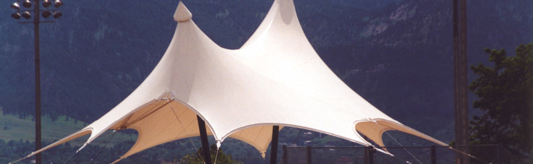 fabric structure canopy