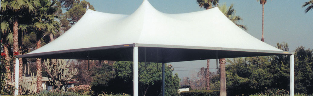 mega canopy tent outdoors