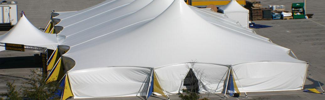 high peak event tent