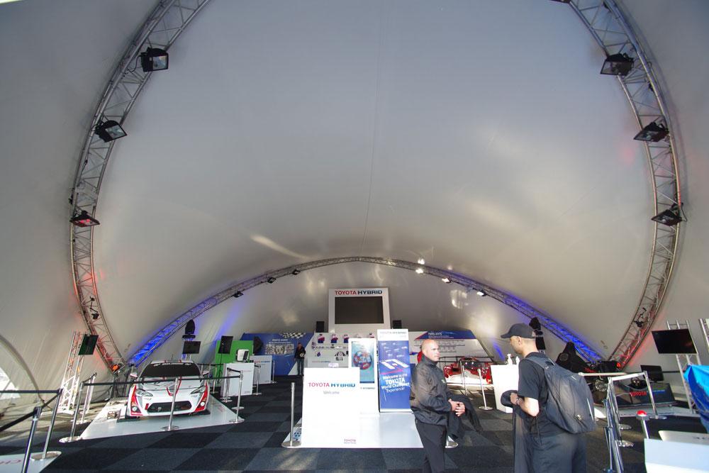 SaddleSpan S5000 Event Tent | Highpoint