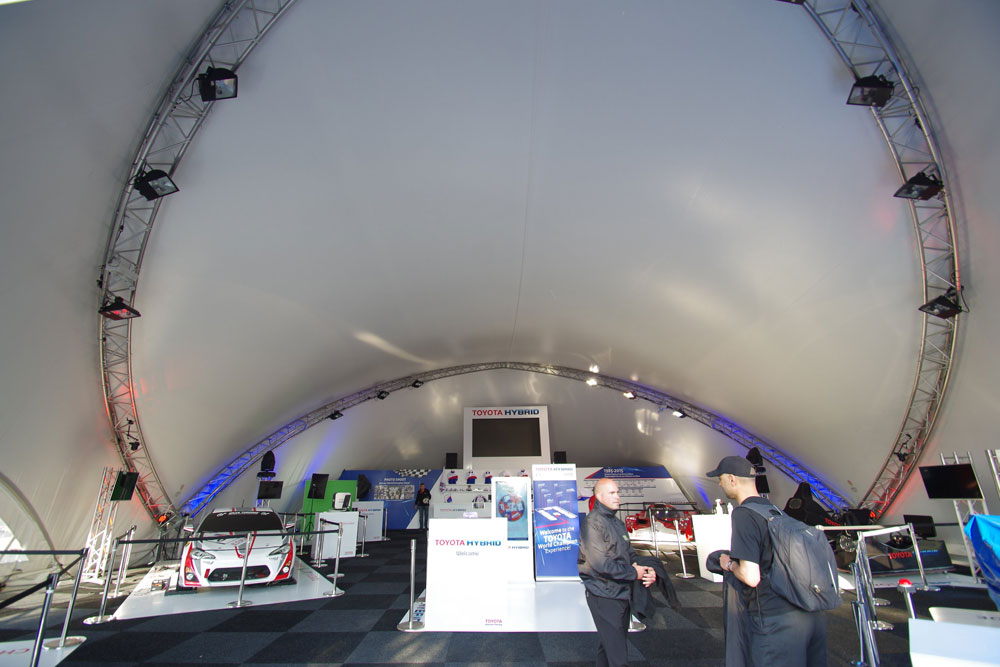 SaddleSpan S5000 Event Tent | Highpoint