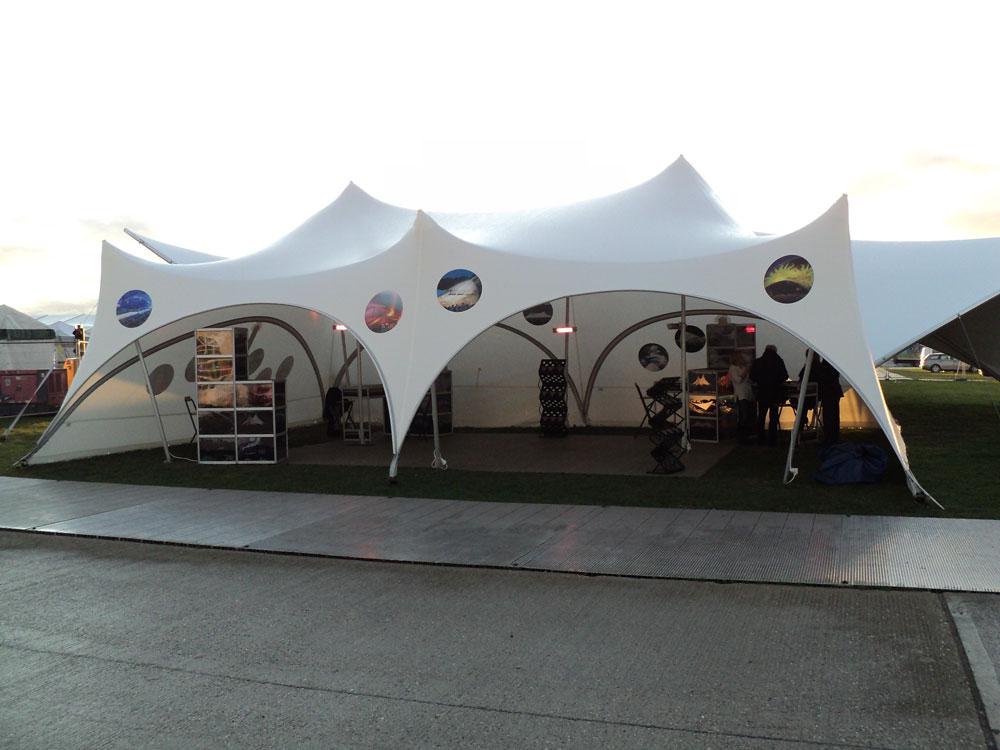 Trapeze 30x40 Event Tent | Showman