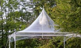 Matrix Marquee MQ20 Crystal Clear Tent