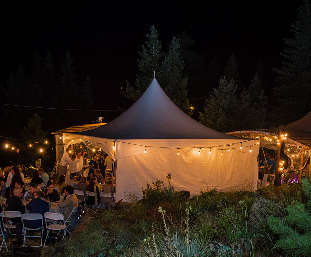 "Tentnology® MQ20 Wedding tent | Photo Credit: <a href=""https://www.flexxproductions.com/"" target=""_blank"">Flexx Productions</a>"