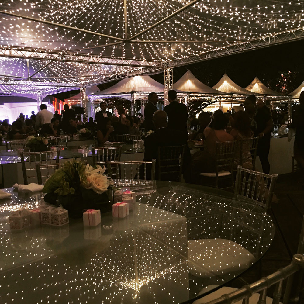 Large Outdoor Party Tents
