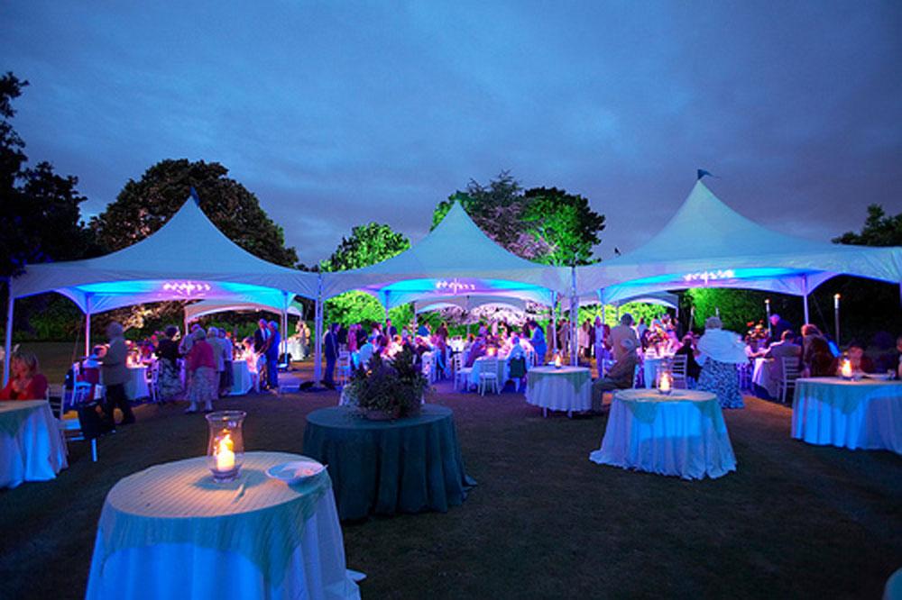 Stoneman Hampton Party Tents