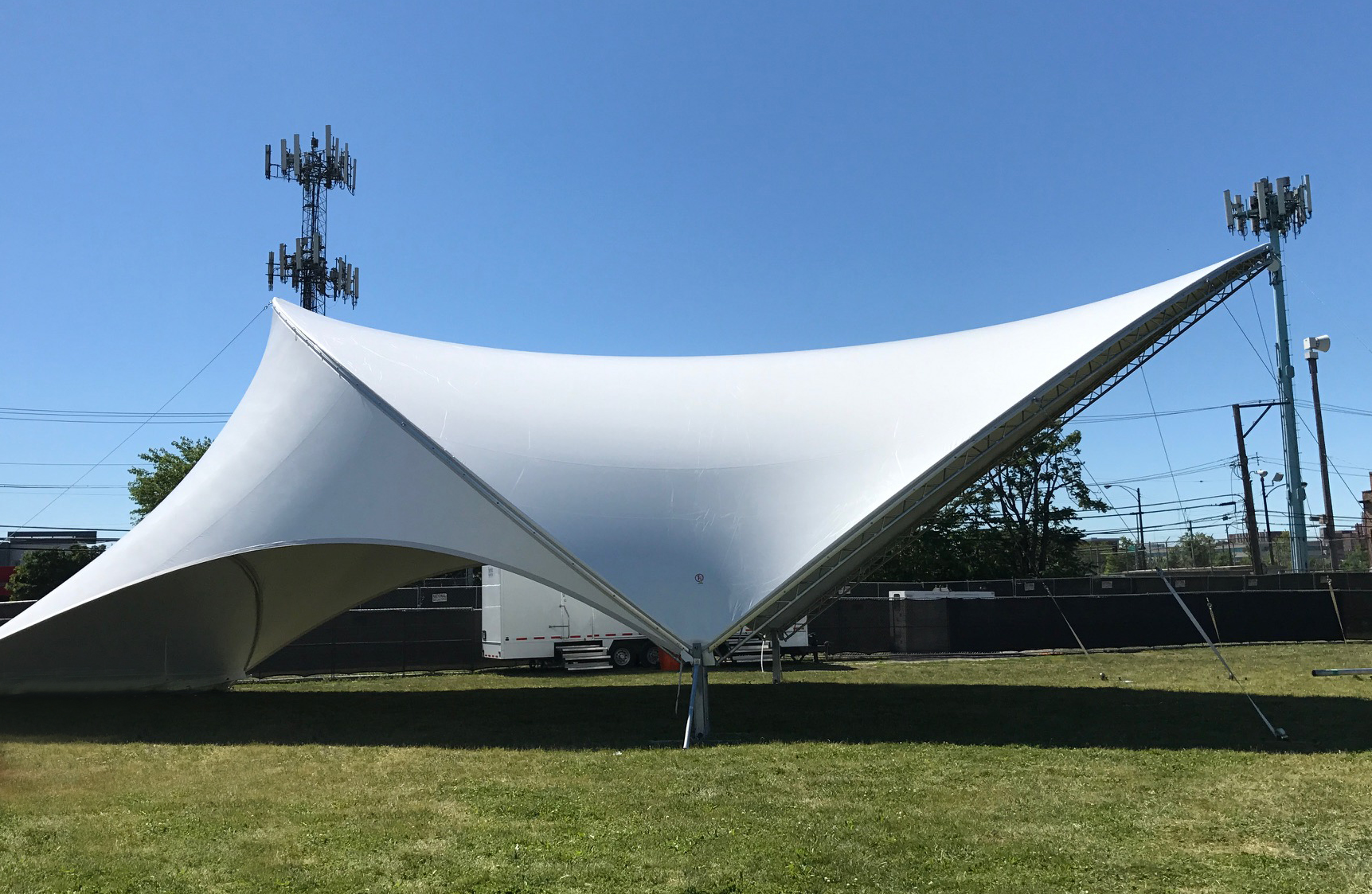 ... Tentnology SaddleSpan S2000 Extend End | Spring Awakening ... & Tent Gallery | Tentnology | Buy or Rent Party Tents u0026 Event Tents