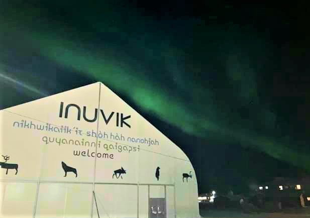 "Tentanium® 1100 Series 25m x 32m 4m Bay, 66 PSF | Client: <a href=""https://www.inuvik.ca/en/index.asp"" target=""_blank"">Town of Inuvik</a>"