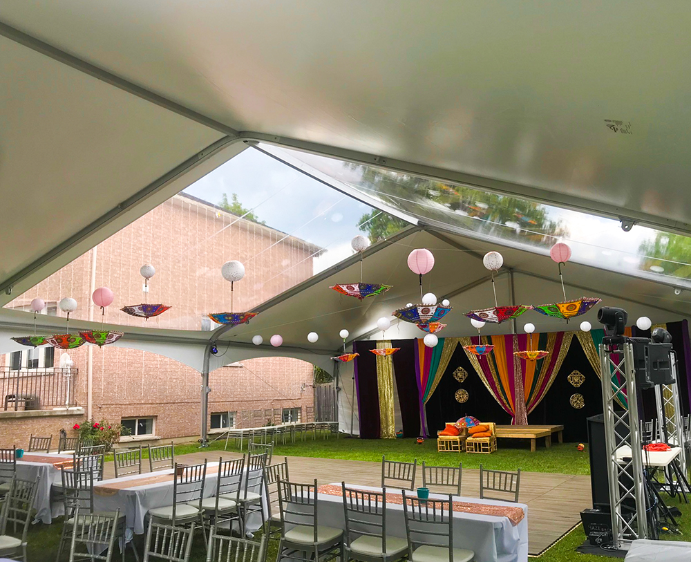 "TSpan 40x60 with Crystal Clear panels | Client: <a href=""http://www.caledontents.com/"" target=""_blank"">Caledon Tents</a>"