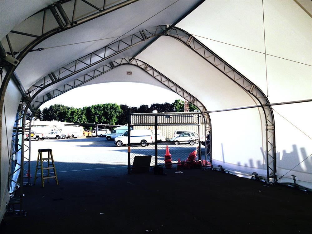 Tentanium Tent | Mercedes-Benz Surrey