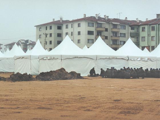 emergency tents