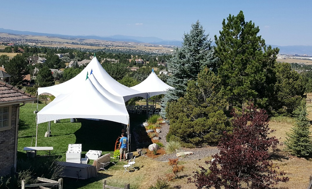Matrix-Marquee™ MQ20 | Photo Courtesy of: All Seasons Rent-All