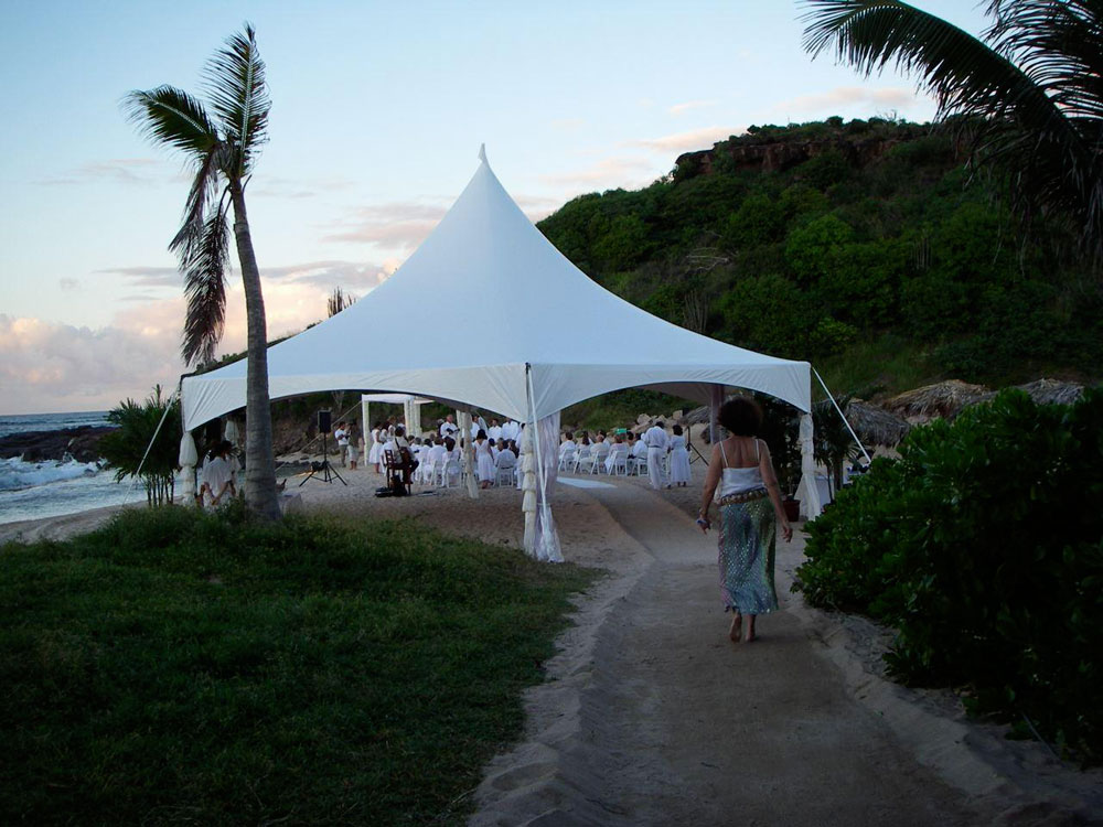 MQ40 Hex | Beach Wedding